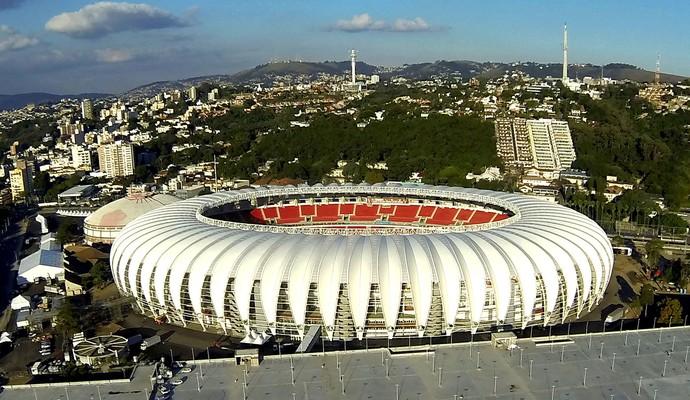 estádio Beira-Rio (Foto: Wesley Santos / Agência PressDigital)