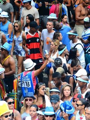 Monobloco anima 450 mil pessoas e faz saideira do carnaval do Rio (Marcelo Fonseca/G1)