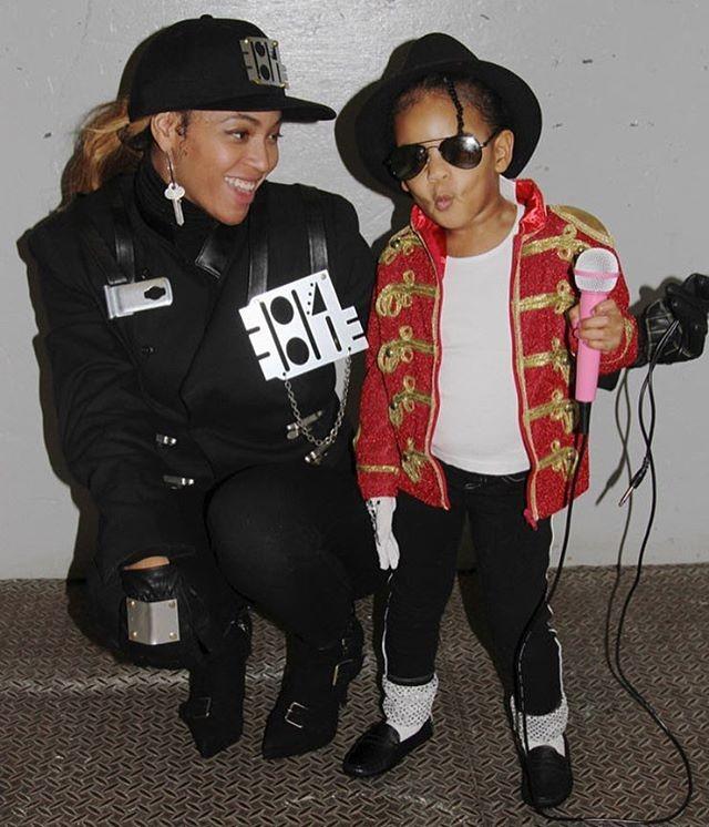 Beyoncé e Blue Ivy (Foto: Reprodução)
