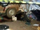 Motorista que fugiu após acidente com sete mortes na BR-497 é detido