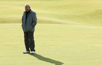 Rei do golfe, Arnold Palmer morre aos 87 anos nos Estados Unidos