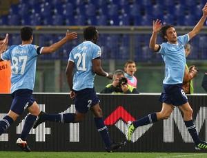 Stefano Mauri gol Lazio (Foto: Getty Images)