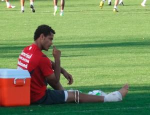 elton inter treino (Foto: Tomás Hammes/Globoesporte.com)