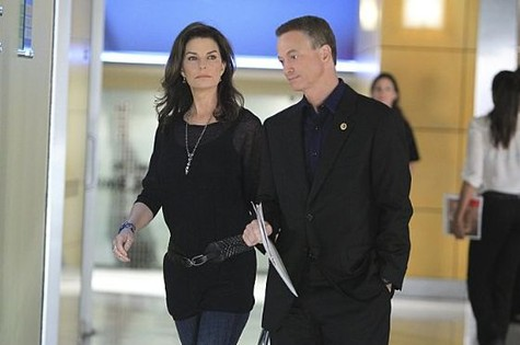 Cena de 'CSI:NY': sucesso na Recod (Foto: Divulgação)