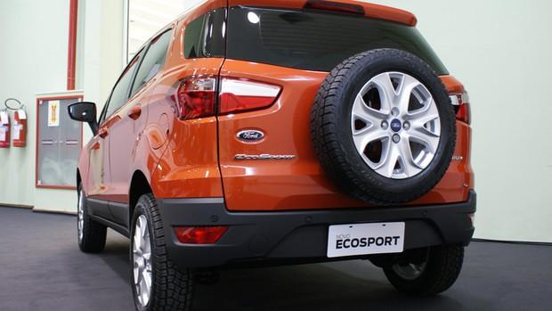 Veja fotos do novo EcoSport