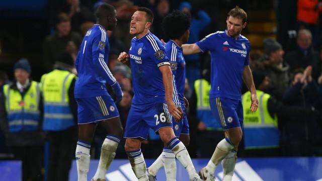 Chelsea x Everton - Campeonato Inglês 2015-2016 - globoesporte.com 3ed0285a2b167