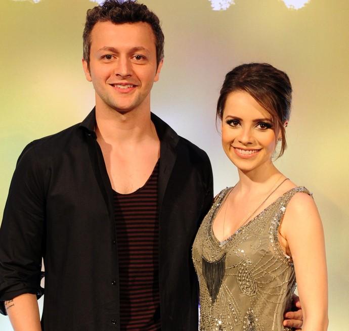 Sandy e Lucas vão comemorar os dois anos de Theo (Foto: Globo João Cotta / TV Globo)