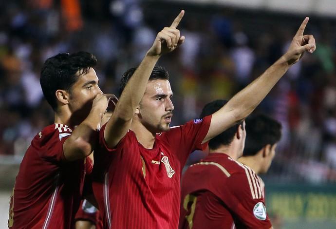 c49e02c6f7 Espanha derrota Rússia e conquista a Eurocopa Sub-19