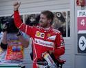 Ferrari na 1ª fila: a F-1 mudou
