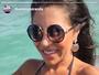 Voltaram? Thammy Miranda publica foto de Andressa Ferreira em barco