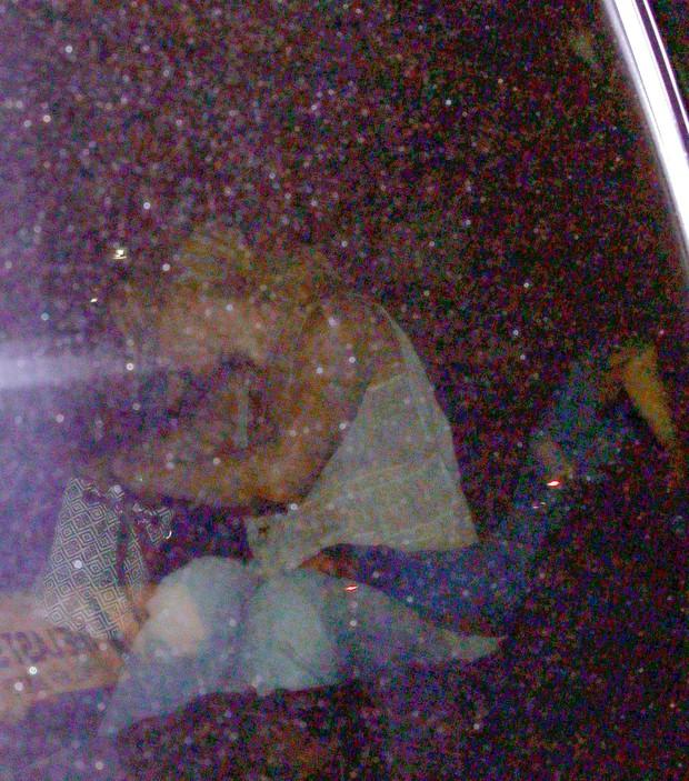 Jennifer Lawrence e Chris Martin  (Foto: X17)