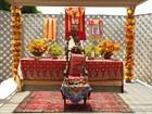 Confira detalhes da decoração do casamento budista de Sonan e Matilde