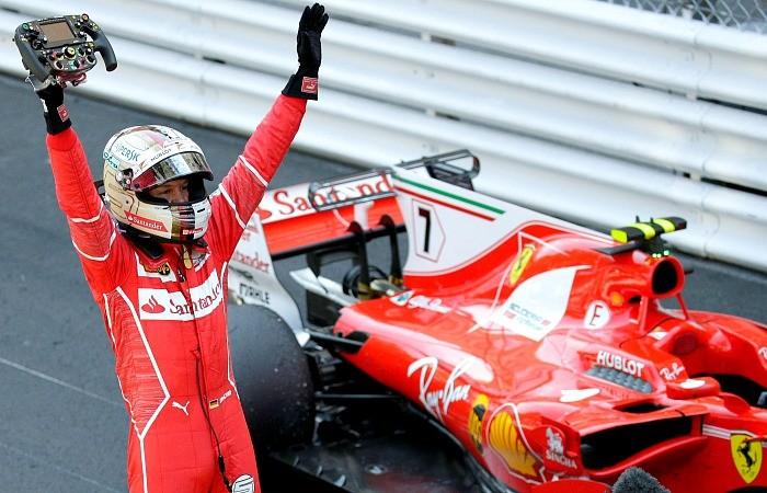 BLOG: Vettel, a vitória, a folga e a equipe
