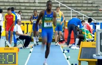 Com dois atletas na final, Brasil vai em busca de medalhas no salto triplo