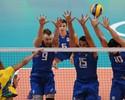 Brasil sai na frente, toma a virada da Itália e fica em situação complicada