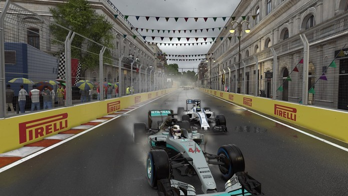 Como disputar corridas online com seus amigos em F1 2016 (Foto: Reprodução/Felipe Vinha)