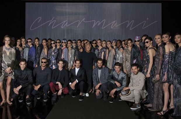 Giorgio Armani Womenswear SS17 (Foto: Giorgio Armarni)