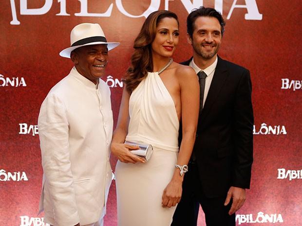 Camila Pitanga  (Foto: Fábio Rocha / Gshow)