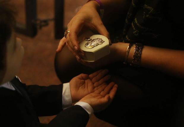 Casamento Rick  (Foto: Iwi Onodera / Ego)