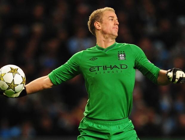 JOE HARt Manchester City  (Foto: Getty Images)
