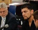 Suspenso por cinco anos, Nick Diaz pode ter pena reduzida para 18 meses