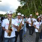 Fãs de jazz e blues lotam  Guaramiranga (André Teixeira/G1)