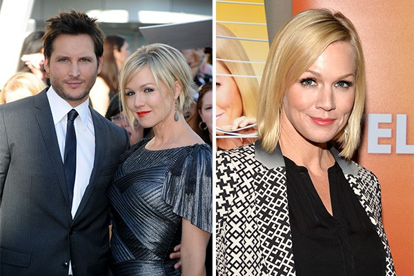 Jennie Garth e Peter Facinelli (Foto: Getty Images)