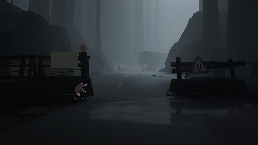 'Inside' faz o jogador controlar um garoto em fuga (Foto: Divulgação)