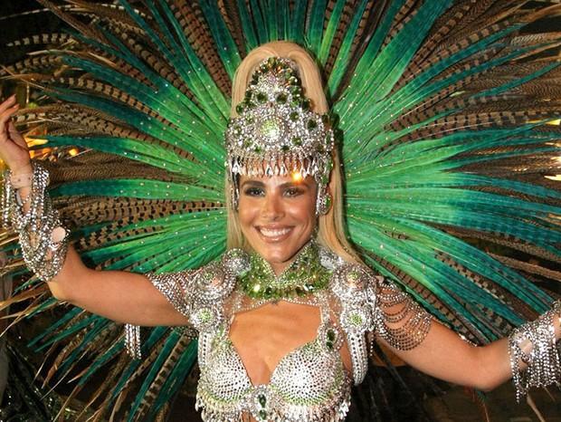 Wanessa Camargo (Foto: Sergio Gallo/ Ed. Globo)