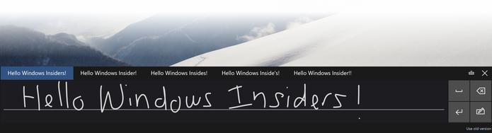 Membros do Windows Insider podem baixar nova buildo do Windows 10 - 10041 (Foto: Reprodução/Microsoft)