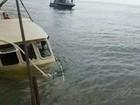 Lancha que naufragou na baía do Marajó vai passar por perícia
