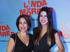 Famosos prestigiam pré-estreia do filme 'Linda de morrer' no Rio