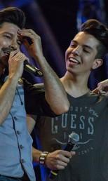 Zé Henrique & Gabriel (Foto: Mateus Rigola/G1)