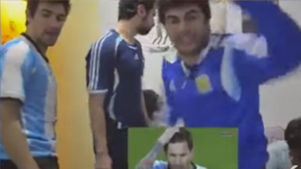 BLOG: Vídeo da frustração argentina após vice da Copa América viraliza nas redes sociais
