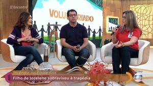 Encontro com Fátima Bernardes - Programa de terça-feira, 05/09/2017, na íntegra