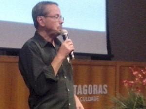 Gerente de Jornalismo, Luiz Humberto França (Foto: Divulgação | TV Integração)