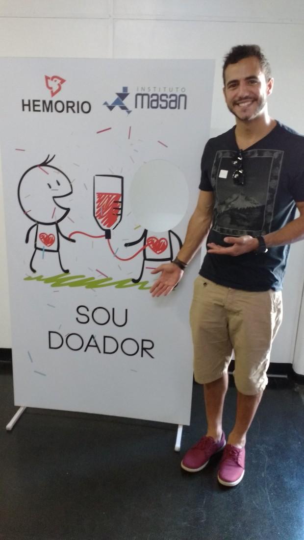 Matheus Lisboa (Foto: Divulgação)
