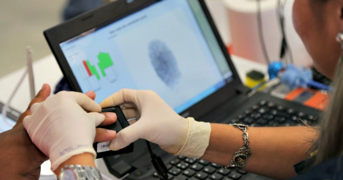 Resultado de imagem para biometria obrigatória começa Várzea, RN