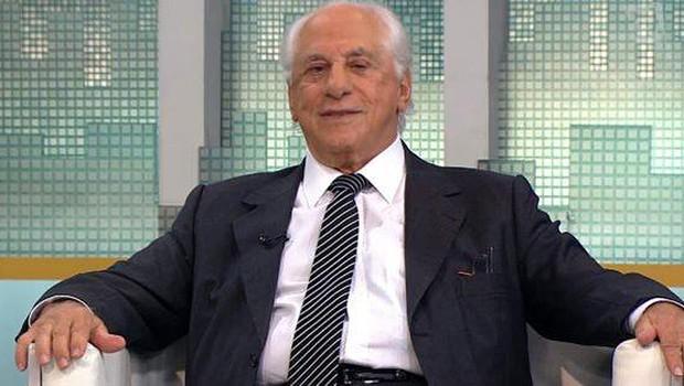 O advogado José Yunes, amigo do presidente Michel Temer (Foto: Reprodução/TV Gazeta)