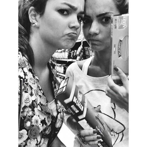 Kelly Key e Suzanna Freitas (Foto: Reprodução/Instagram)