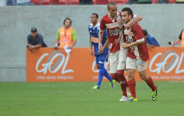 Náutico x Cruzeiro (Foto: Aldo Carneiro / Pernambuco Press)