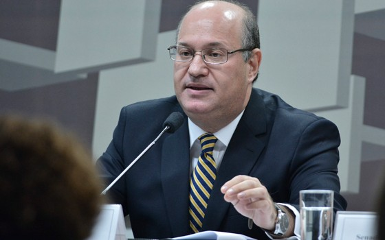 Israelo-brasileiro, Ilan Goldfajn é presidente do Banco Central do Brasil (Foto: Ricardo Botelho/Brazil Photo Press/OGlobo)