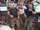 Astronautas vão assistir a Copa do Mundo na Estação Espacial