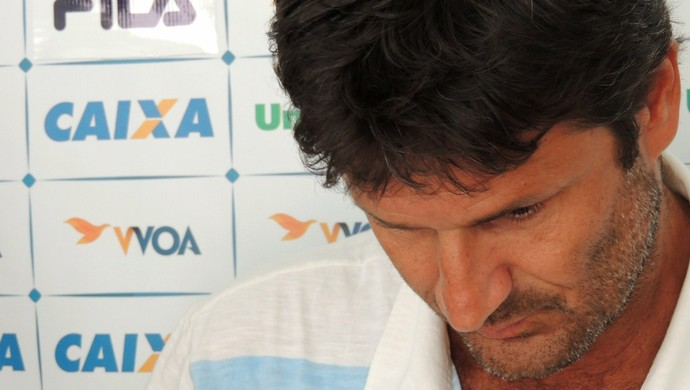 Chico Lins (Foto: Marcelo Silva)
