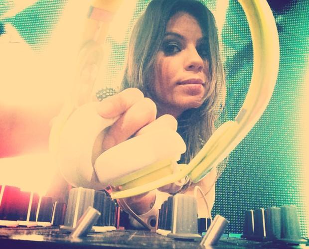 DJ afirma: 'Meu estilo é livre' (Foto: Arquivo Pessoal)