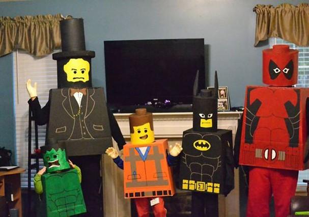 Fantasia para família no Halloween (Foto: Instagram/Reprodução)