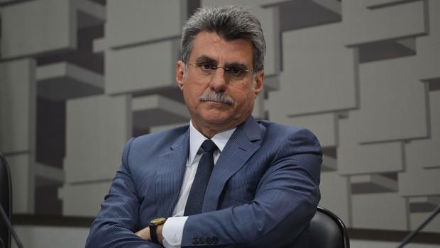 O senador Romero Jucá (PMDB-RR) (Foto: Fabio Rodrigues Pozzebom/Agência Brasil)