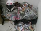 Polícia apreende milhares de mídias piratas em Araçariguama