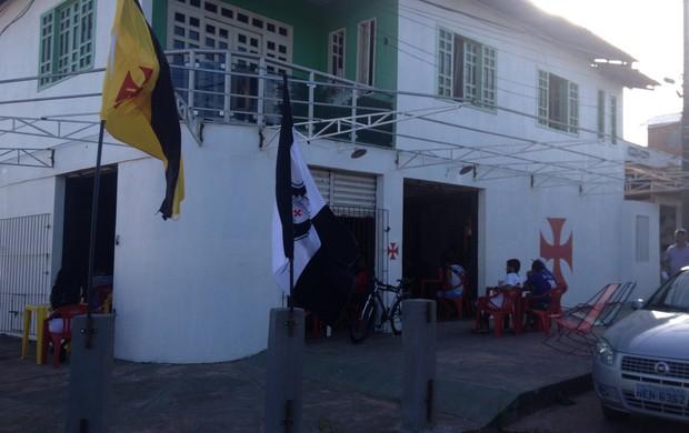 bar do vasco (Foto: Jonhwene Silva/GE-AP)