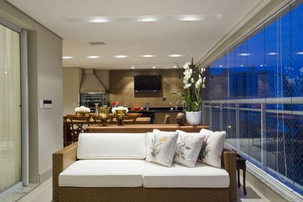 D cor cl ssico com toques modernos casa vogue apartamentos for Foto casa classica